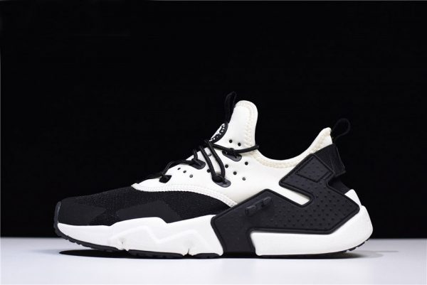 Nike Air Huarache Drift White Black Men