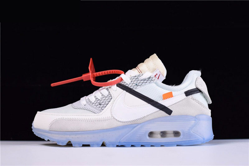 Peaje Asesinar lista  Mens and WMNS Virgil Abloh's OFF-WHITE x Nike Air Max 90