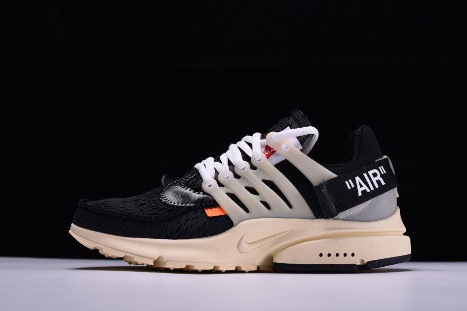 New Off White x Nike Air Presto x Virgil Abloh