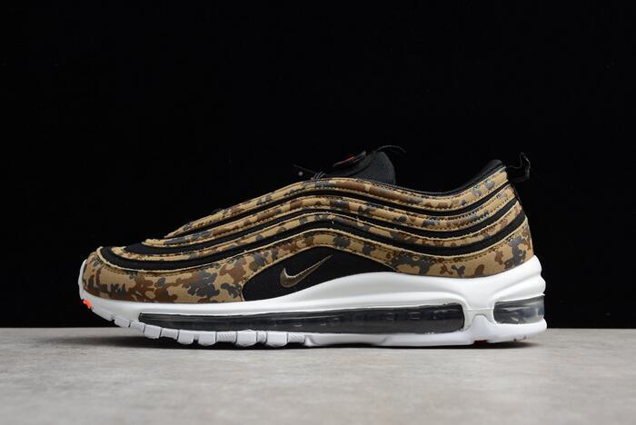 Men Nike Air Max 97 Premium QS Germany AJ2614 204