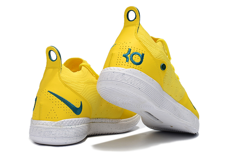 New Year Deals Breanna Stewart Nike KD 11 Storm Yellow PE
