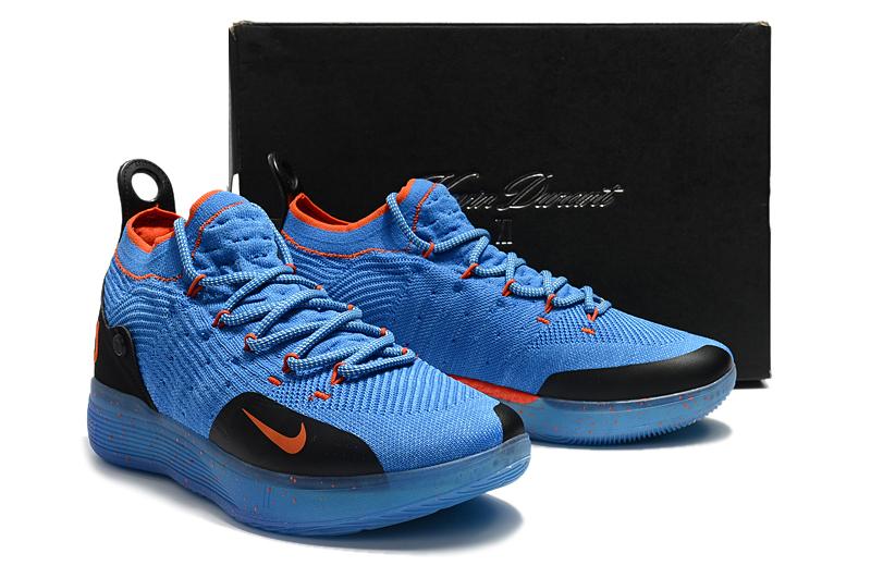 mens blue nike basketball shoes