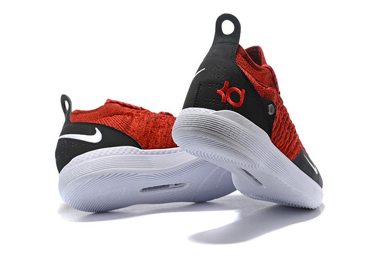 Latest Nike KD 11 University Red/Black