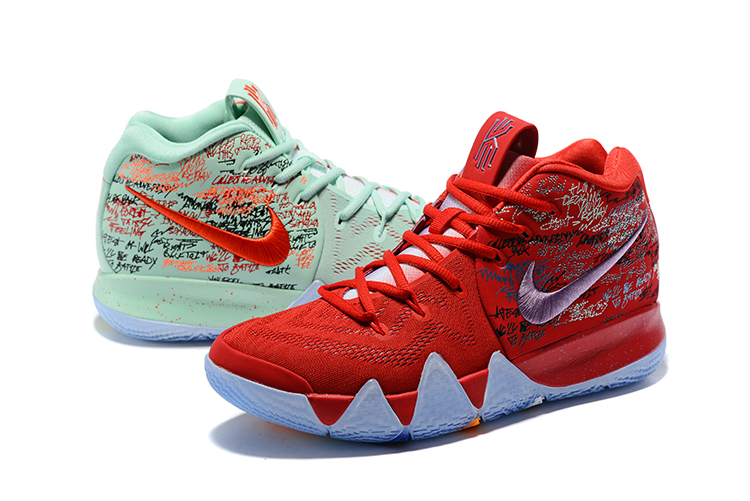 new product 166d5 81c67 Nike Kyrie 4