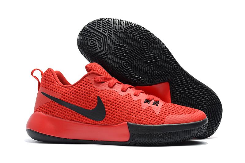 Nike Zoom Live II EP University Red/Black Men's Basketball ...