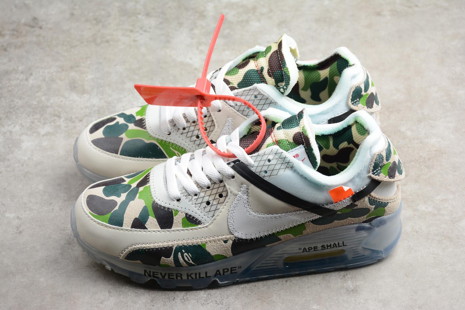 Off White x Nike Air Max 90