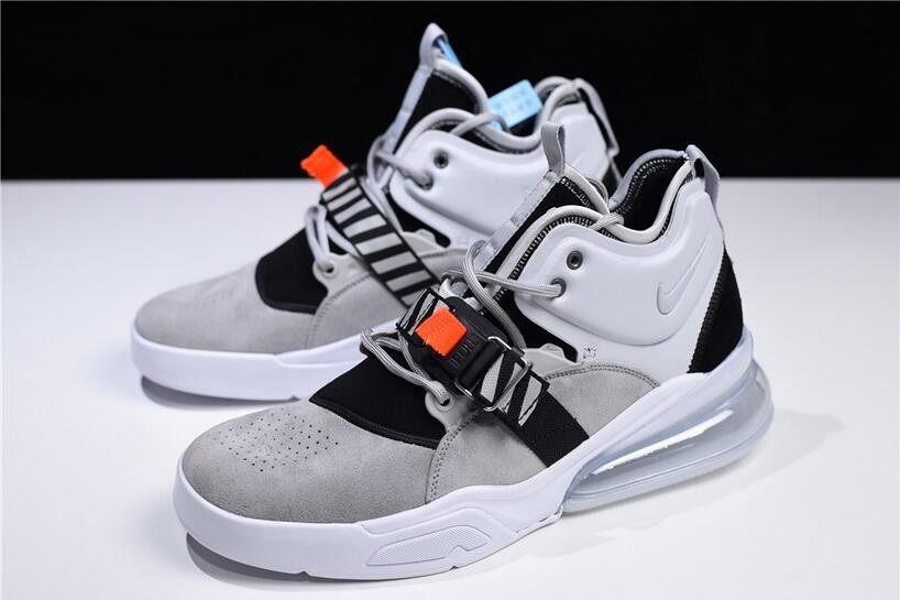 Men's Nike Air Force 270 Wolf Grey/Dark