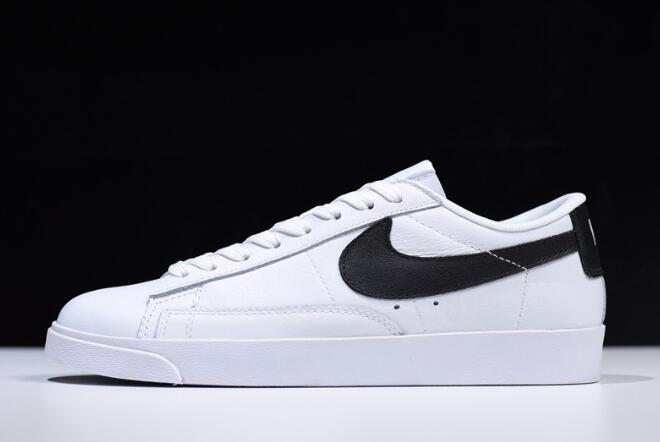 sports shoes 1d50b 42b62 Nike Blazer Low LE Premium White Black AA3961-111