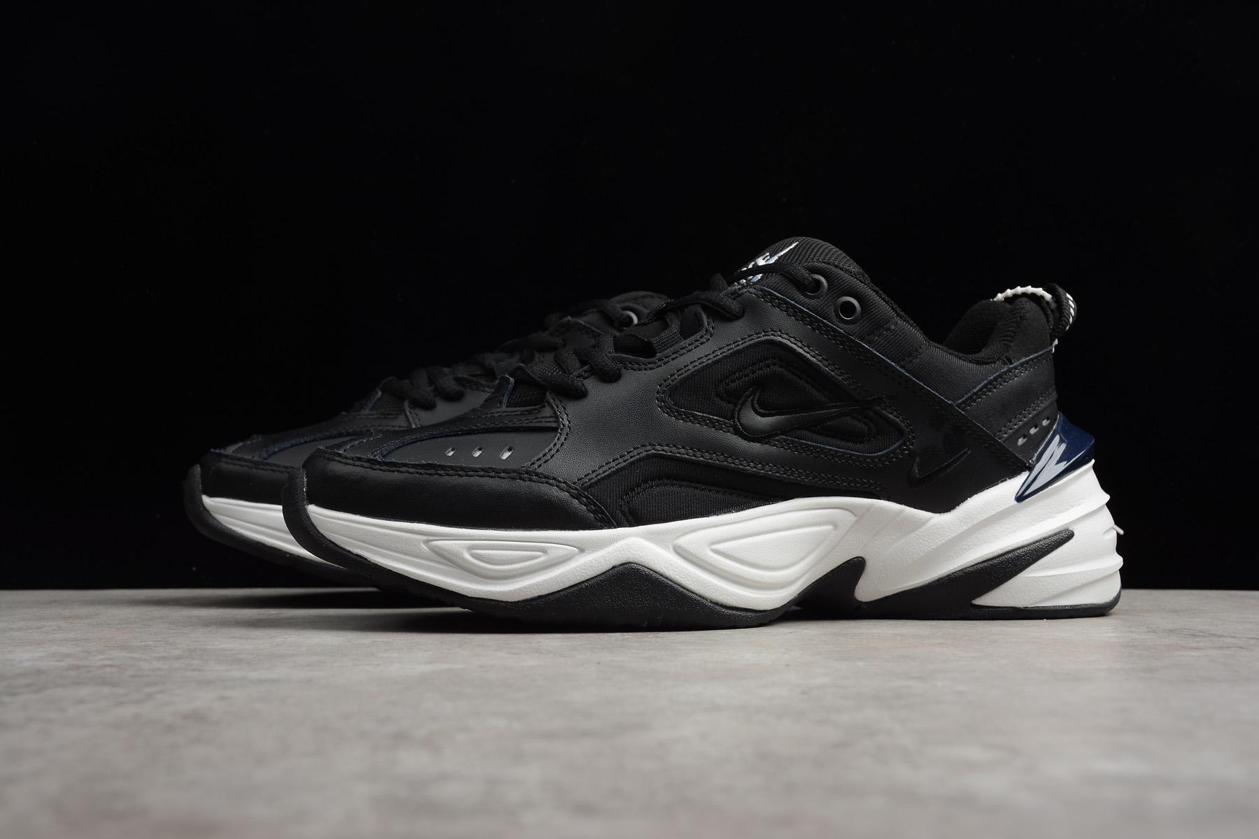 Nike M2K Tekno Black/Off White,Obsidian Dad Shoes AO3108,003