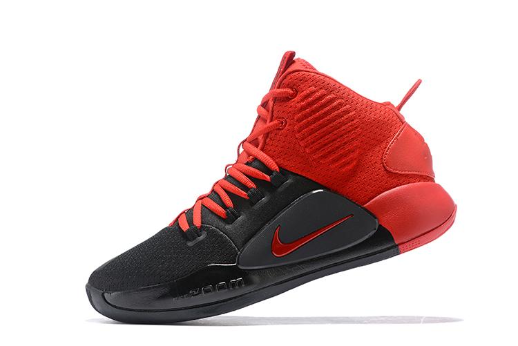 2018 Nike Hyperdunk X Black/University Red For Sale Free