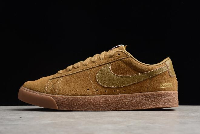01c222d794e69 Nike SB Zoom Blazer Low Canvas Decon Phantom Light Bone-Habanero Red ...