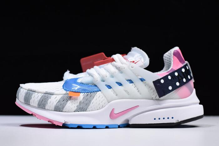 buy popular aac08 01962 2018 Off-White x Nike Air Presto 2.0