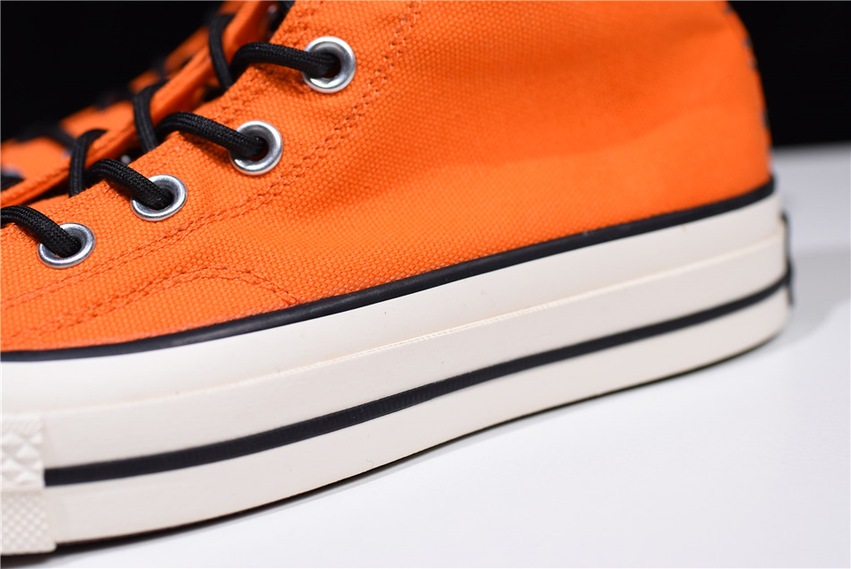 008883ad708 GORE-TEX x Converse Chuck Taylor All Star 1970s High Orange 162351C