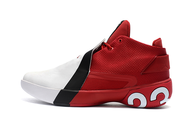Jordan Ultra Fly 3 Gym Red White-Black AR0044-601 For Sale 02262a4d70d3