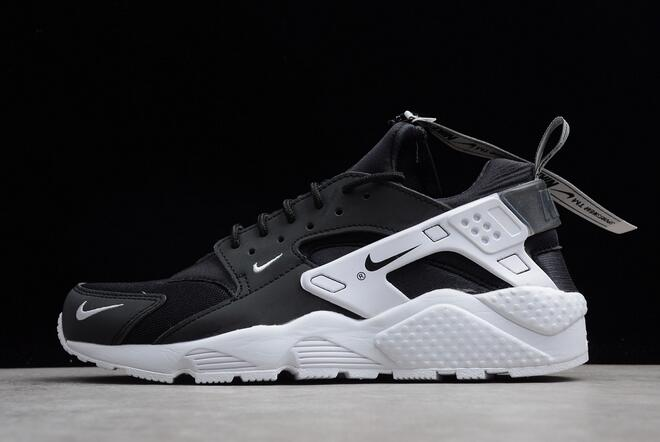 sports shoes cd780 e5b5a Nike Air Huarache Run ZIP QS Black/White BQ6164-001