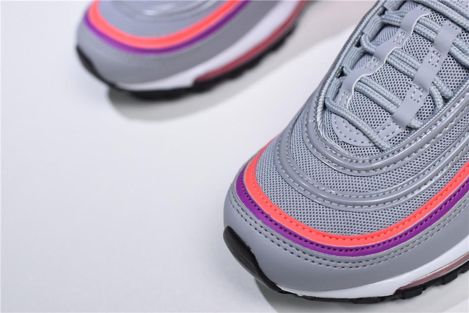 Nike Air Max 97 White Snakeskin Summit White 921826 100 Sneaker Men's Women's Shoes #921826 100A