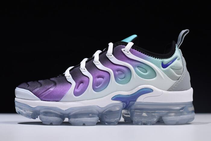 Women S Nike Air Vapormax Plus Grape White Fierce Purple Aurora