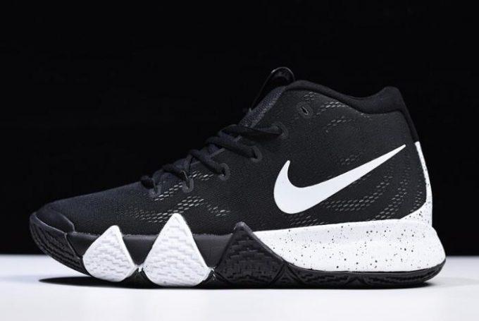 sale retailer eb6fc 58c0c Nike Kyrie 4 EP Black White 943807-800