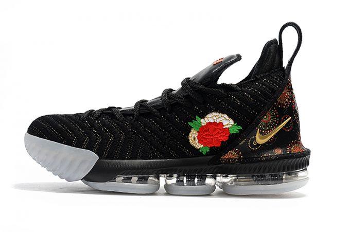 sale retailer 634d8 80e02 What The Nike LeBron 16