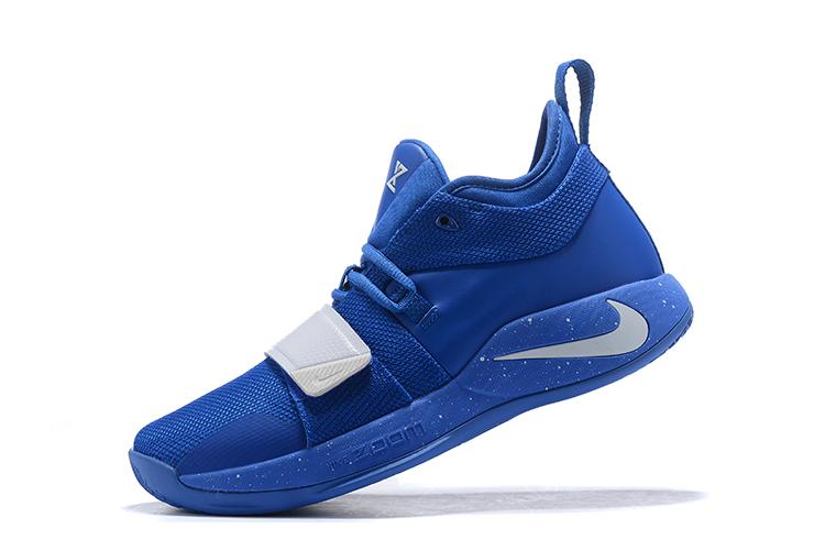 b1349303b7b0 Nike PG 2.5 Royal Blue White For Sale