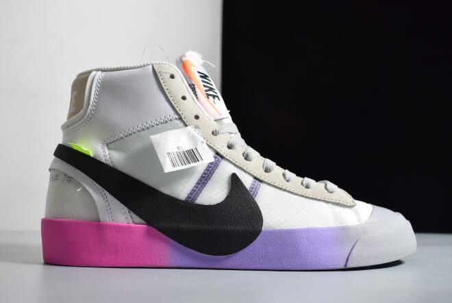 9255e19935 Off-White x Nike Blazer Mid
