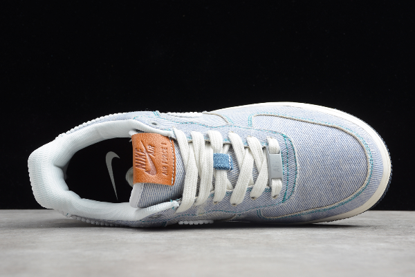 2020 Levi's x Nike Air Force 1 Low Denim CI5766 994 – With