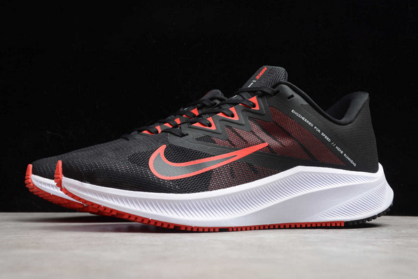 2020 Cheap Nike Quest 3 Black/Red-White CD0232-100 Shoes-3