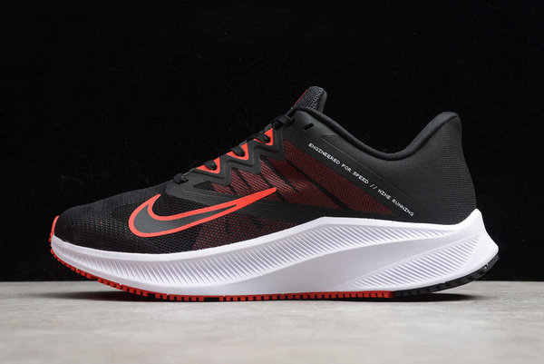 2020 Cheap Nike Quest 3 Black/Red-White CD0232-100 Shoes