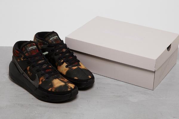 """Cheap Nike KD 13 """"Bleach"""" Basketball Shoes-2"""