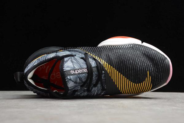 2020 Nike Air Zoom SuperRep Black/Laser Orange-Team Orange-White BQ7043-081-3