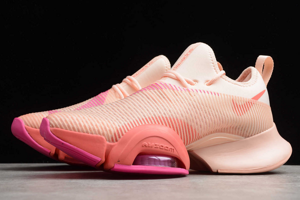 2020 Nike Wmns Air Zoom SuperRep Washed Coral/Magic Ember/Fire Pink BQ7043-668-2