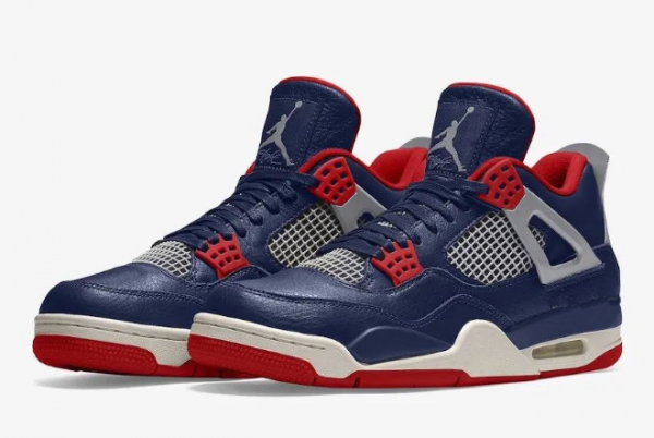 Air Jordan 4 SE Deep Ocean/Sail-Cement Grey-Fire Red CW0898-400