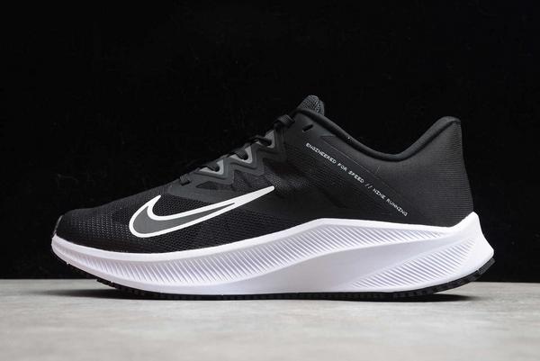 Latest Nike Quest 3 Black White CD0230-002