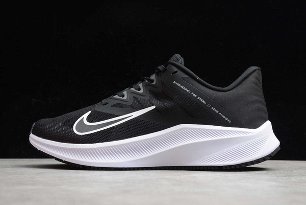Latest Nike Quest 3 Black White CD0230-002