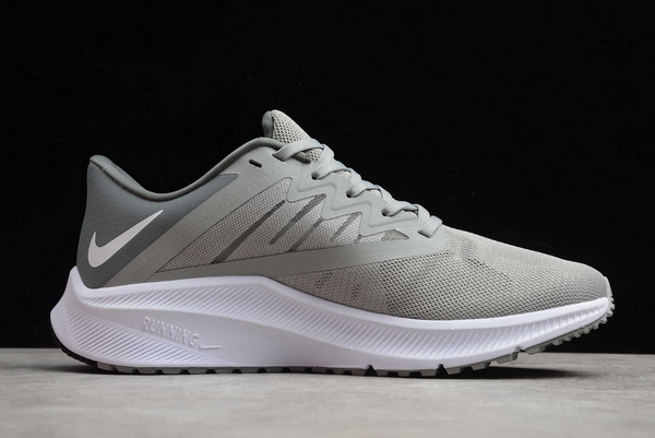 Latest Nike Quest 3 Smoke Grey/White CD0230-003-1