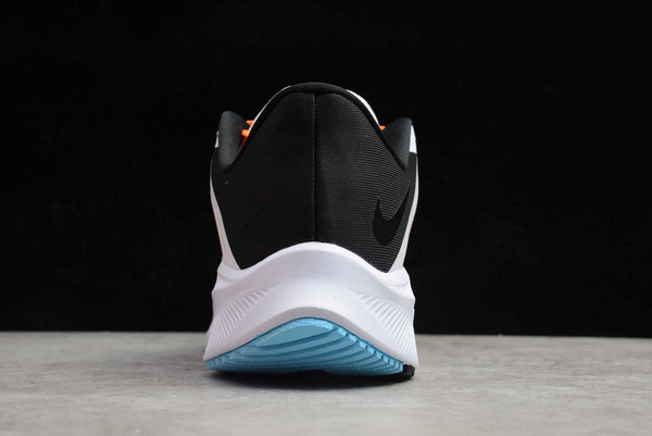Latest Nike Quest 3 White/Orange-Black CD0232-101-4