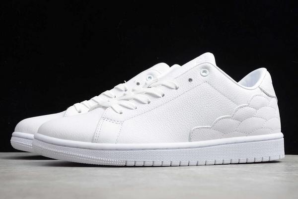 New Jordan Centre Court White 977234PROMO Shoes-2