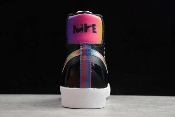 Nike Blazer Mid '77 Vintage Black/Bright Cactus-Hyper Pink CZ8653-036-4
