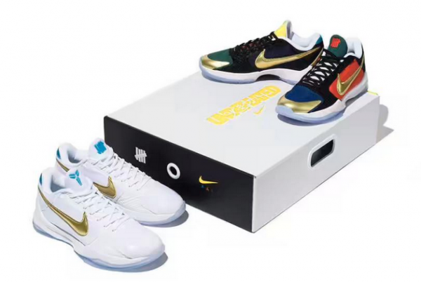 """2020 Newest Undefeated x Nike Kobe 5 Protro """"What If"""" Pack DB5551-900 Shoes For Men-3"""