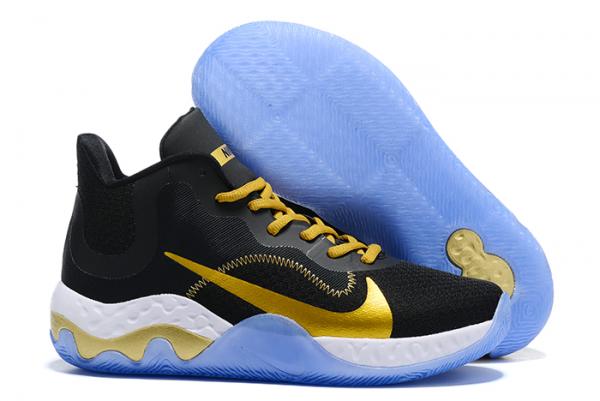 Nike Renew Elevate Black/Metallic Gold-White For Sale-1