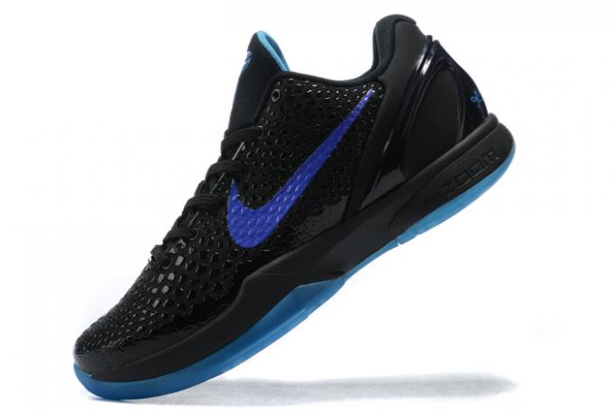 "Nike Kobe 6 Protro ""Flip The Switch"" Black/Royal Blue On Sale"