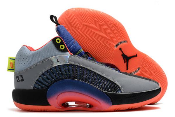 """Air Jordan 35 XXXV """"Center of Gravity"""" Multi-Color DC1492-001 For Sale-1"""