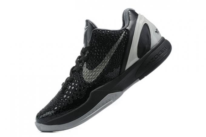 2020 Newest Nike Kobe 6 Protro Black/Grey Shoes For Sale