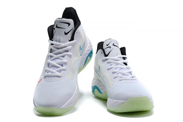 2020 New Nike Renew Elevate White/Black-Orange-Blue For Cheap-2