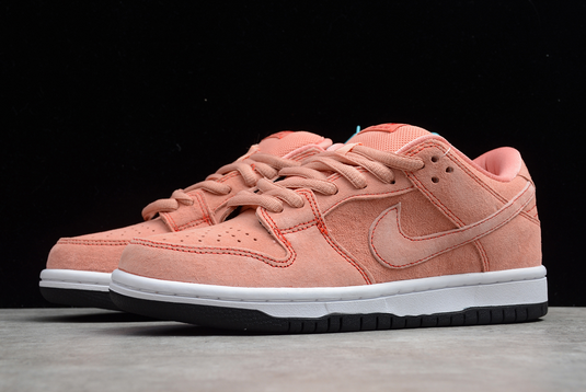 2020 Nike Dunk SB Low Pro Pink/Red-White Best Deals CV1655-600-4