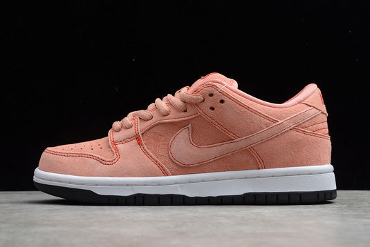 2020 Nike Dunk SB Low Pro Pink/Red-White Best Deals CV1655-600