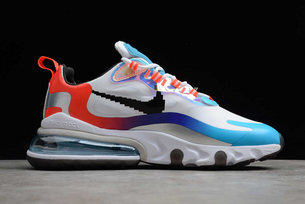 """To Buy Nike Air Max 270 React """"Have A Good Game"""" DC0833-101-1"""