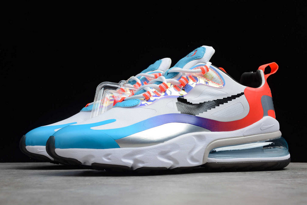 """To Buy Nike Air Max 270 React """"Have A Good Game"""" DC0833-101-2"""