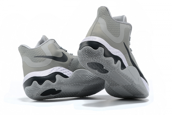 Nike Renew Elevate Cool Grey/Black-White Basketball Shoes Outlet Online-4