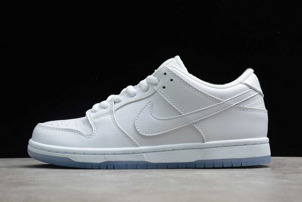 Nike SB Dunk Low Pro White ICE Outlet Sale 304292-100